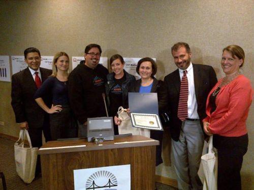 Honoring Access SFUSD - The Arc team