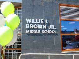 Willie Brown Middle School