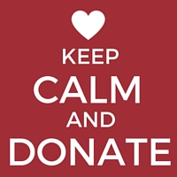 Keep calm and donate to my re-election campaign!